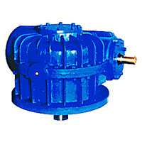 CWS(125-500) Arc Gear Cylindrical Worm Gearbox