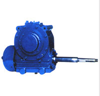 Worm Reducer for Dried Powder Press
